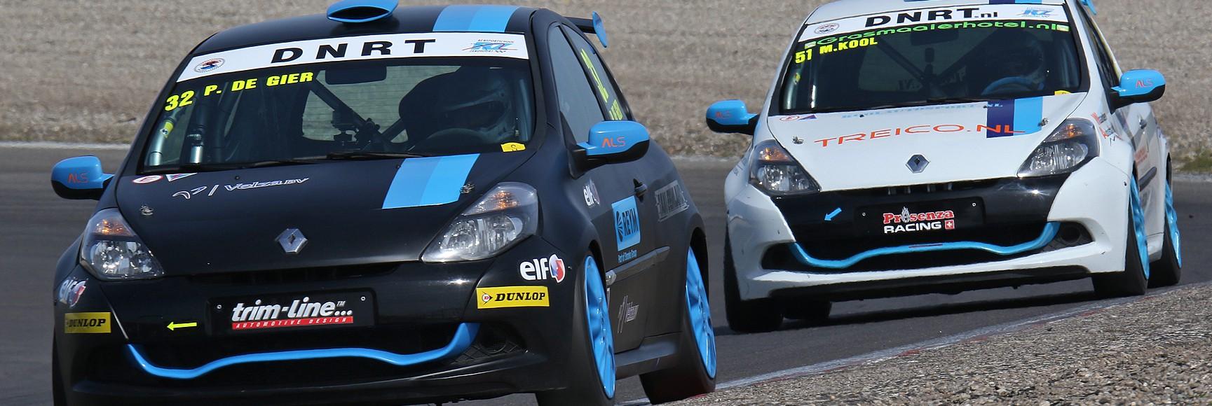 Verslag race 1 DNRT Zandvoort